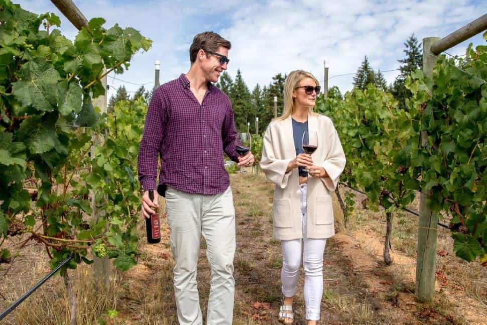 Villa Eyrie - Custom Cowichan Valley Wine Tour