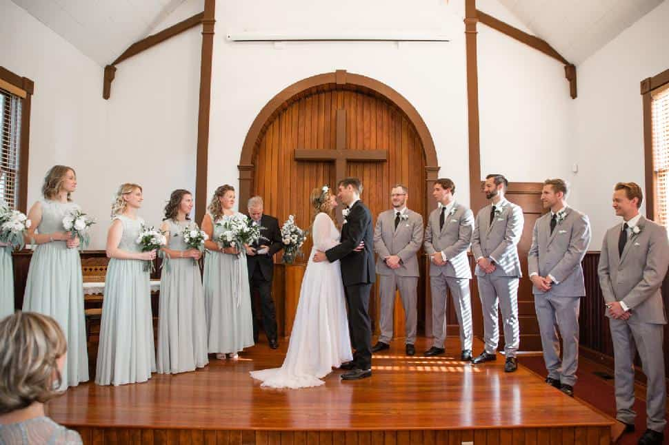 milner chapel wedding