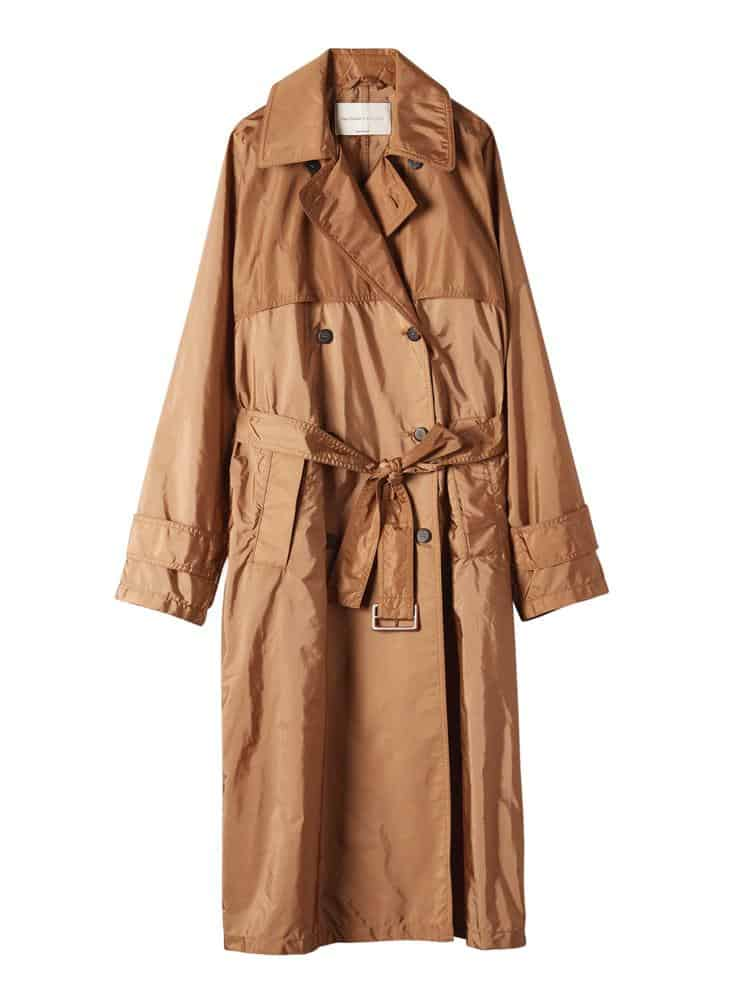 lou trench coat