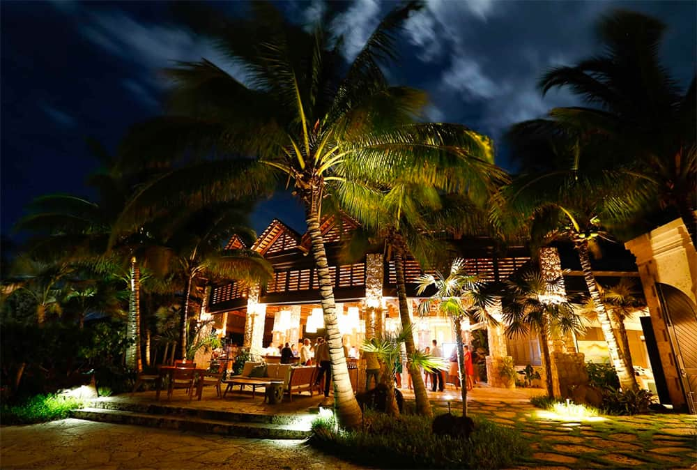 Restaurant St Kitts Caribbean Island Eat Drink Dine Food Sip