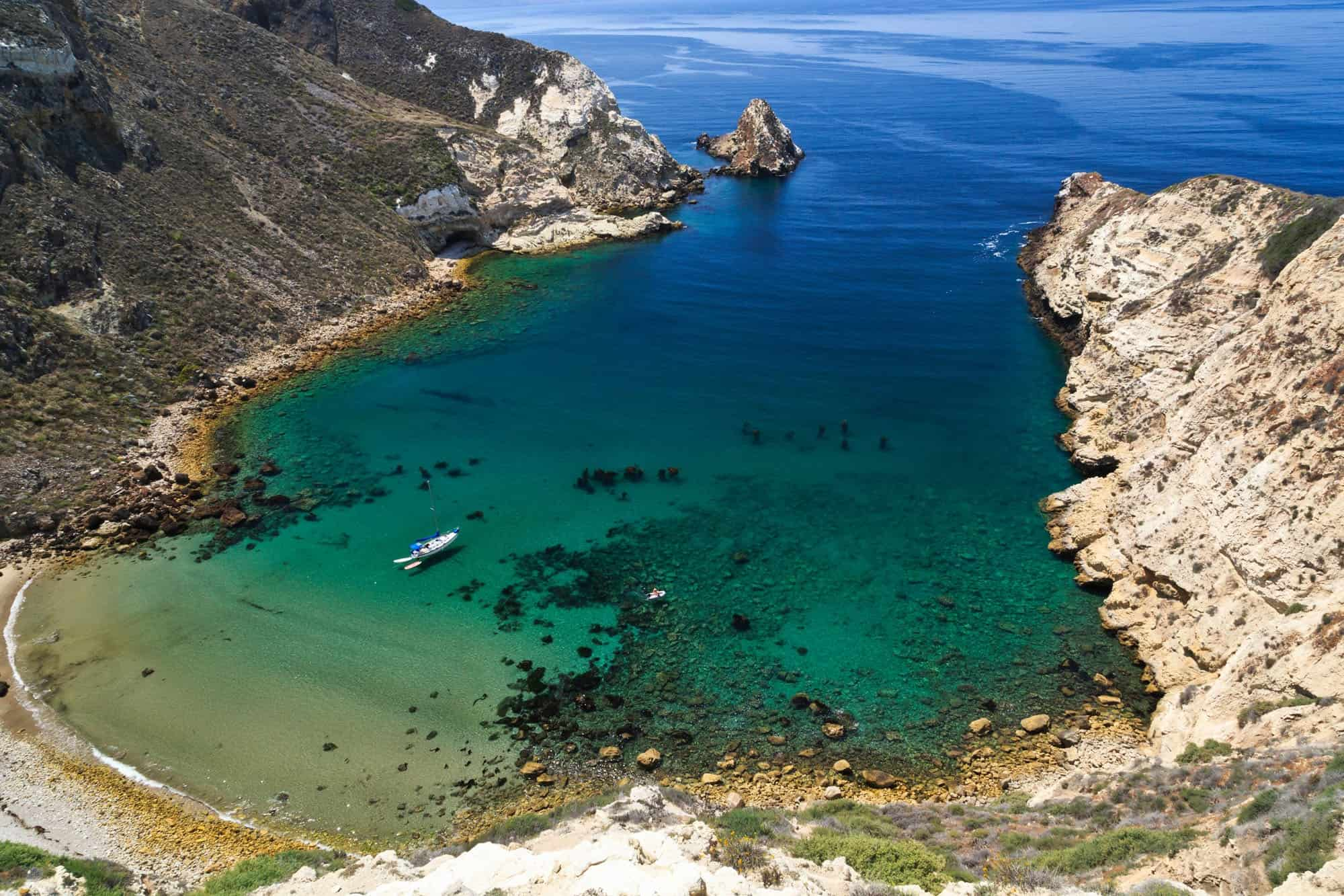 Channel Islands Tours