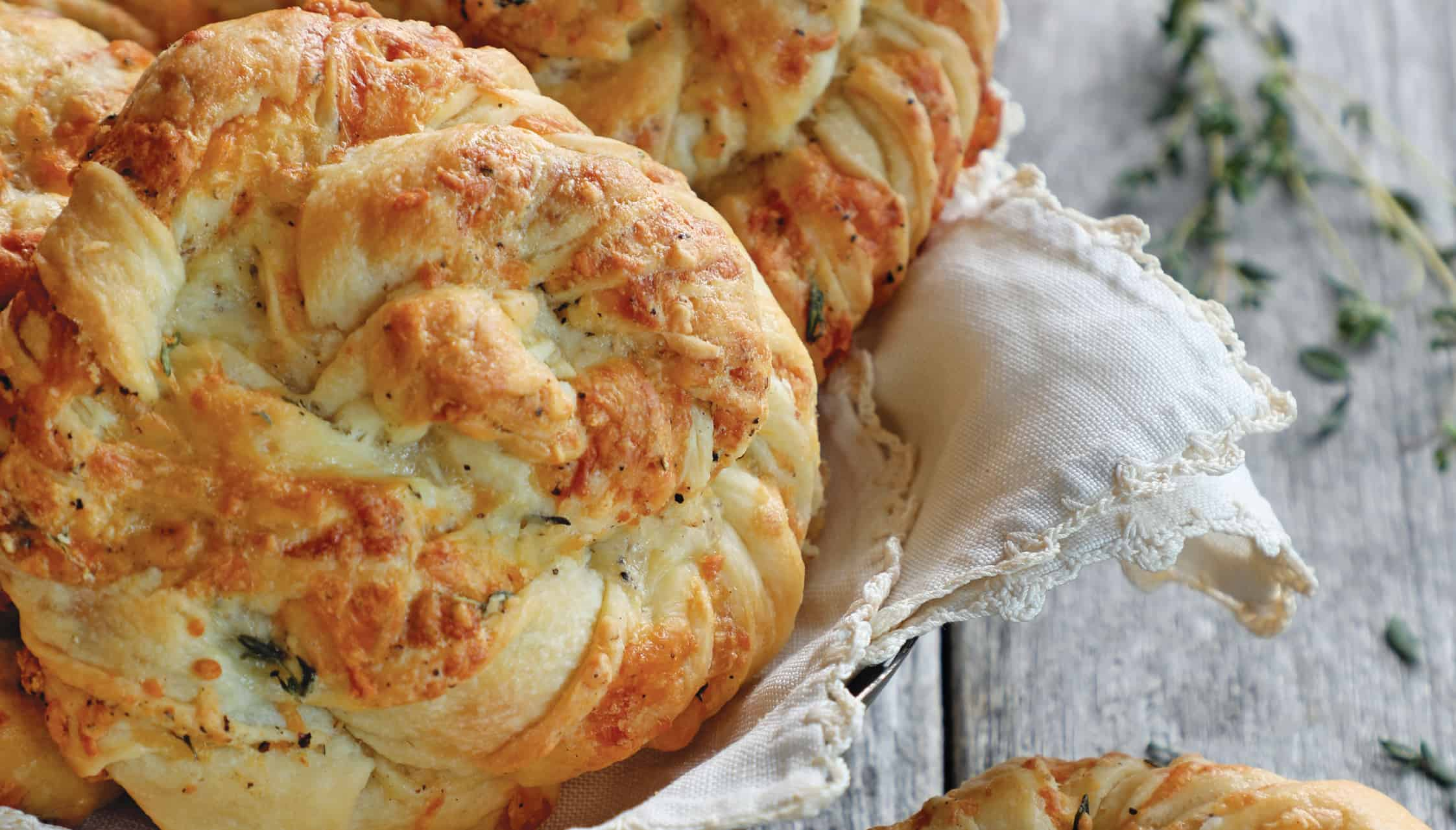 The Twisty Cheesy Buns that Make -40°C Winters Worthwhile