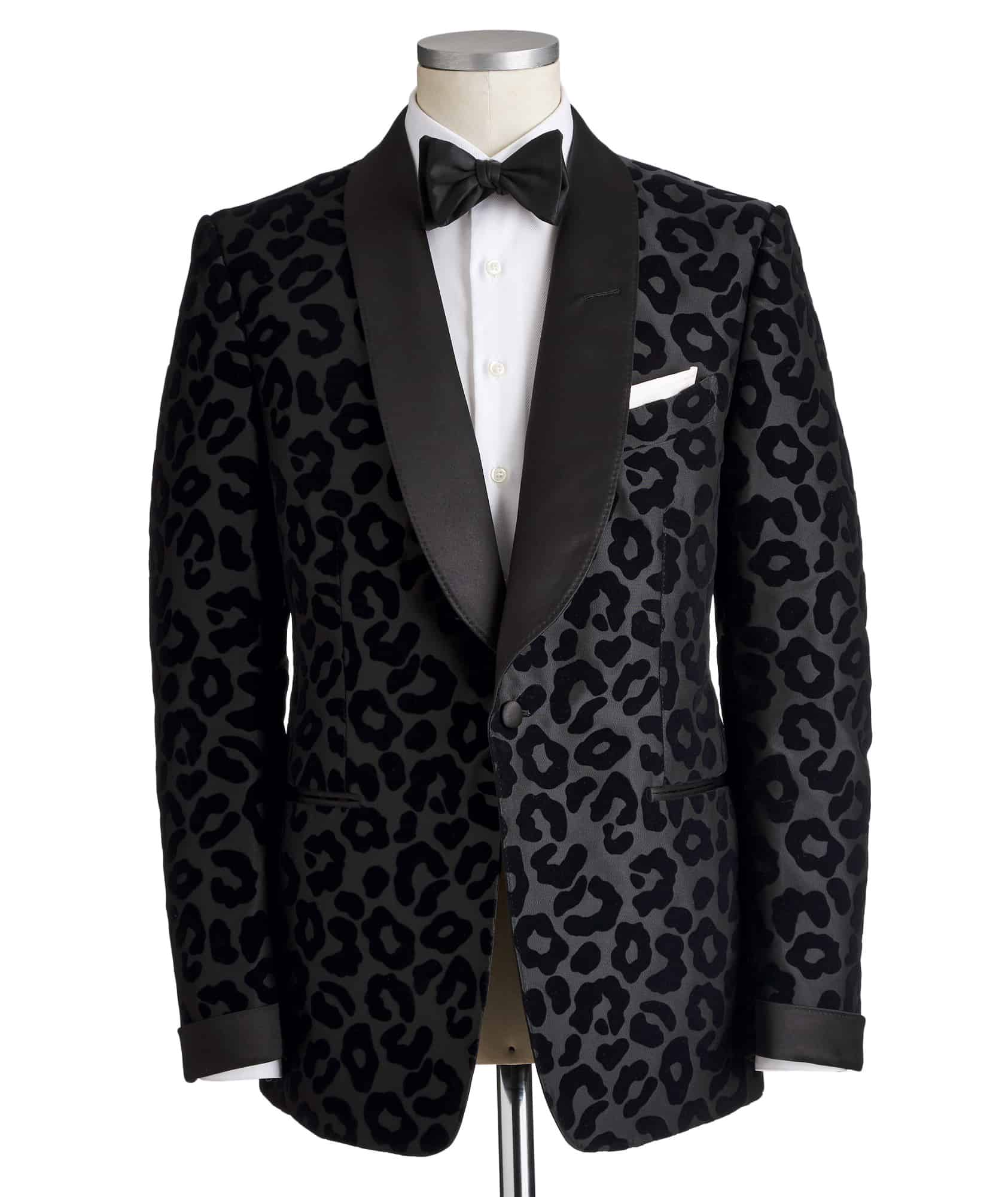 TOM FORD Shelton Leopard-Printed Cocktail Jacket