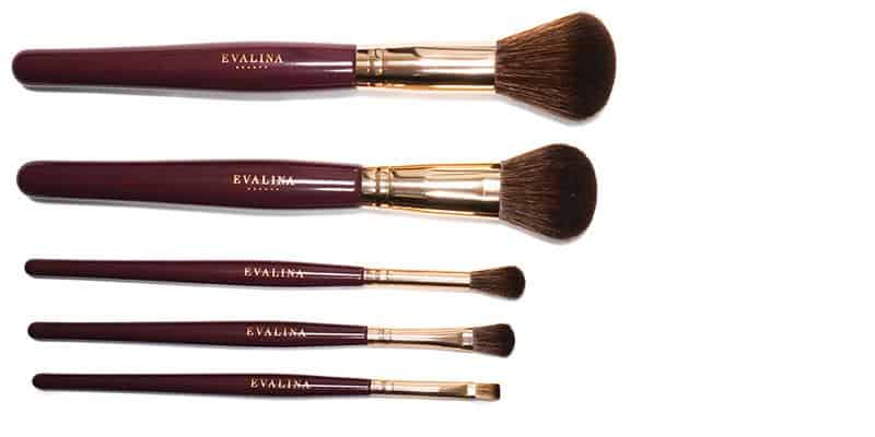 Evalina Beauty – Makeup Brush Set