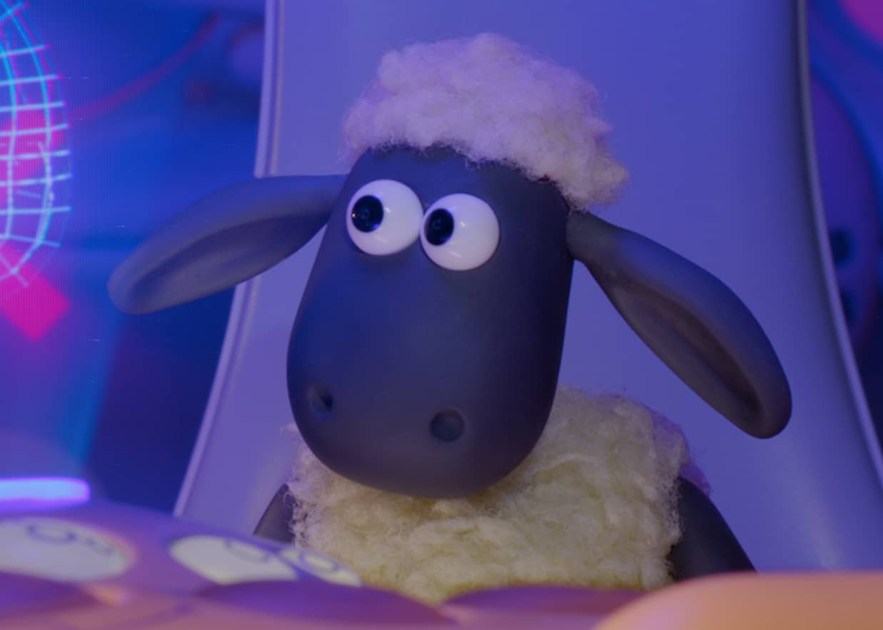 10. Shaun the Sheep
