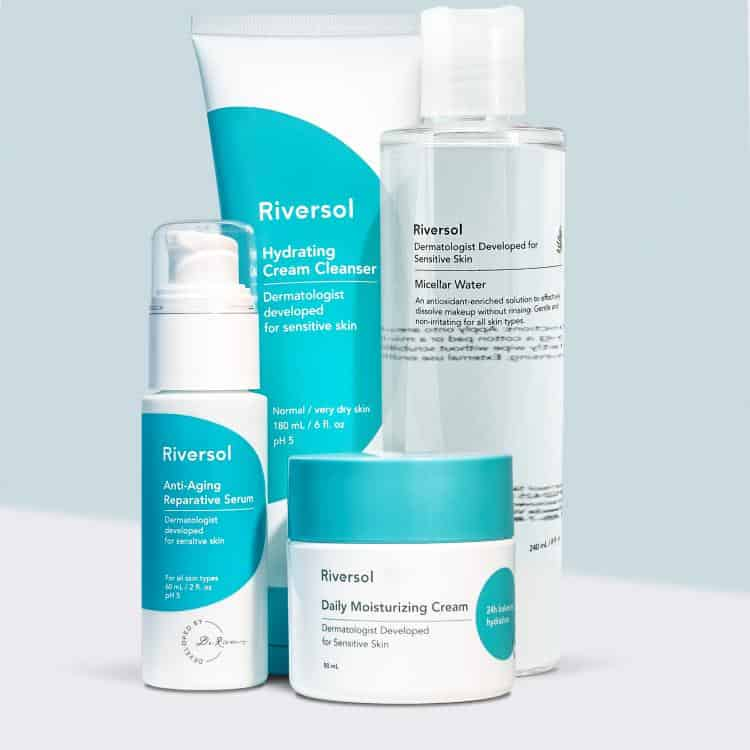 Win An Anti Aging Trio Bundle From Riversol Simply Beautiful
