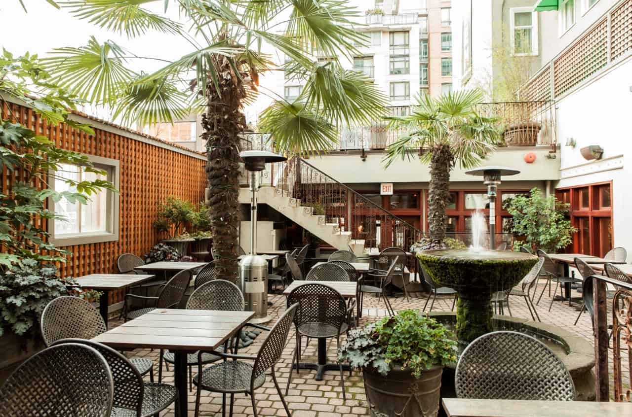9 Vancouver Patios You Probably Don T Know About Vancouver Magazine