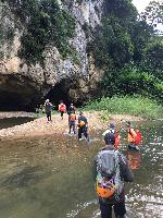 Hang En Cave, Phong Nah-Ke Bang National Park