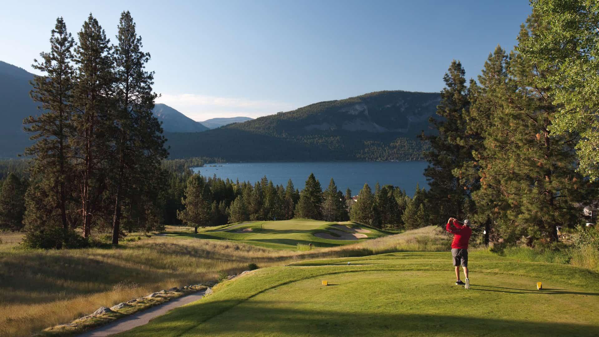 Golf Kamloops This Summer