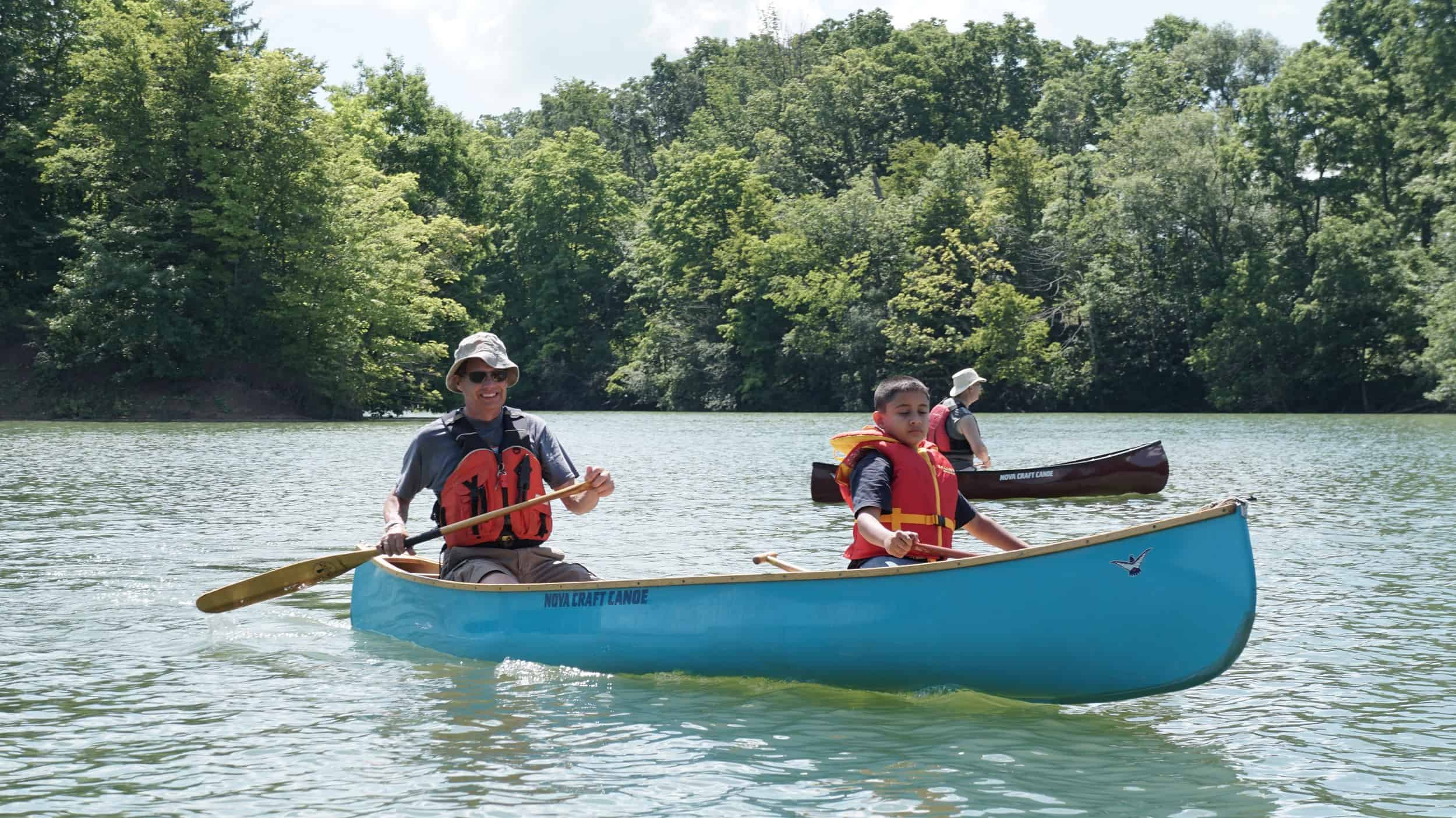 The Happy Camper: Novice Paddle Day Trips in Southwestern Ontario