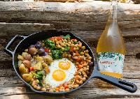 Chickpea Breakfast Hash