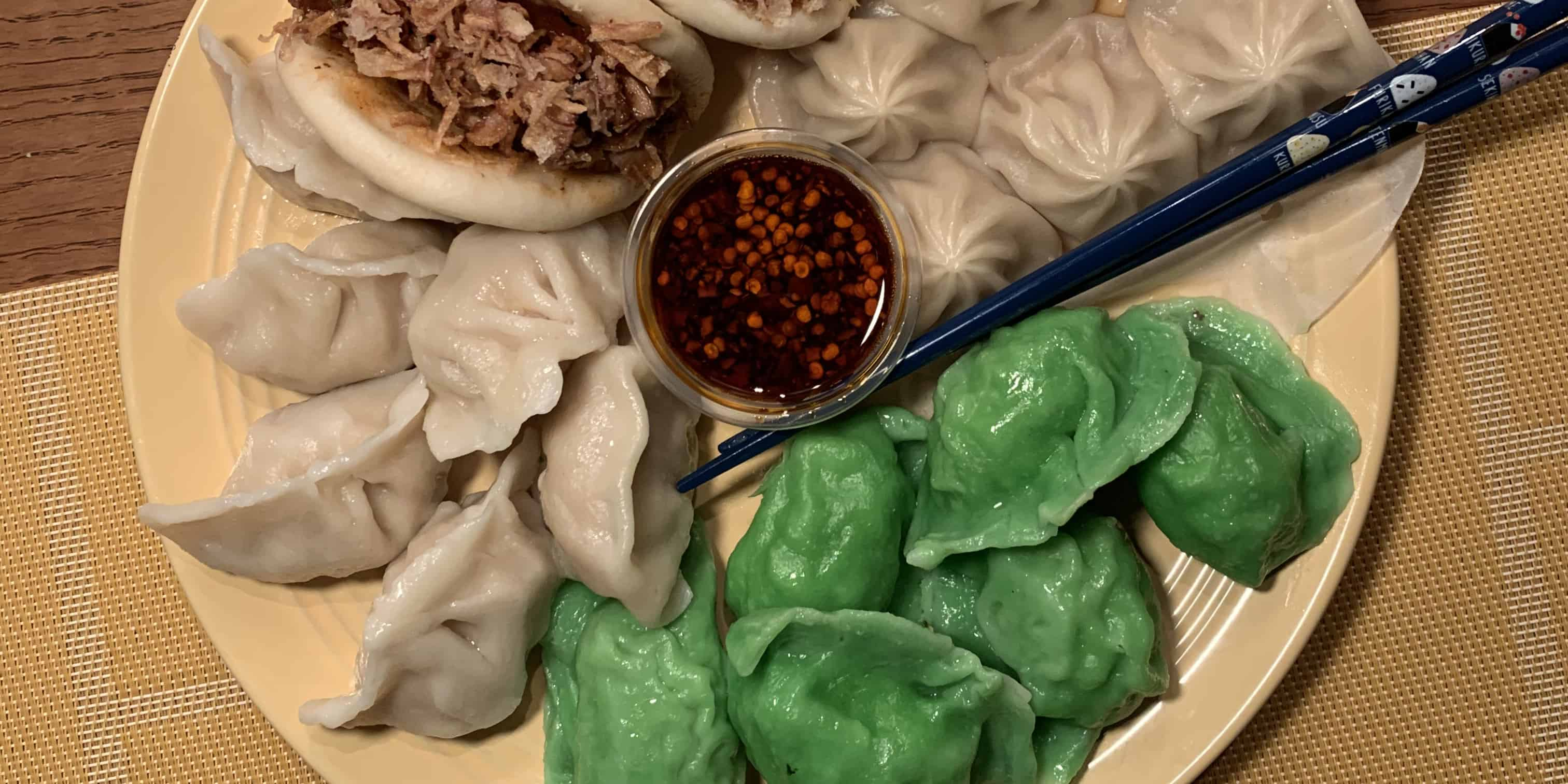 The Best Thing I Ate All Week: Chicken Dumplings from Heritage Asian Eatery