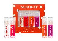 Mini Juicy All the Way Lip Jelly Set by Tower 28 Beauty