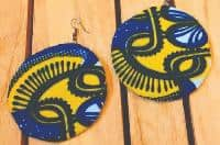 Khimia Designs earrings