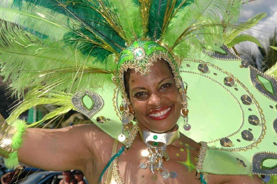 Curacao's Grand Carnival
