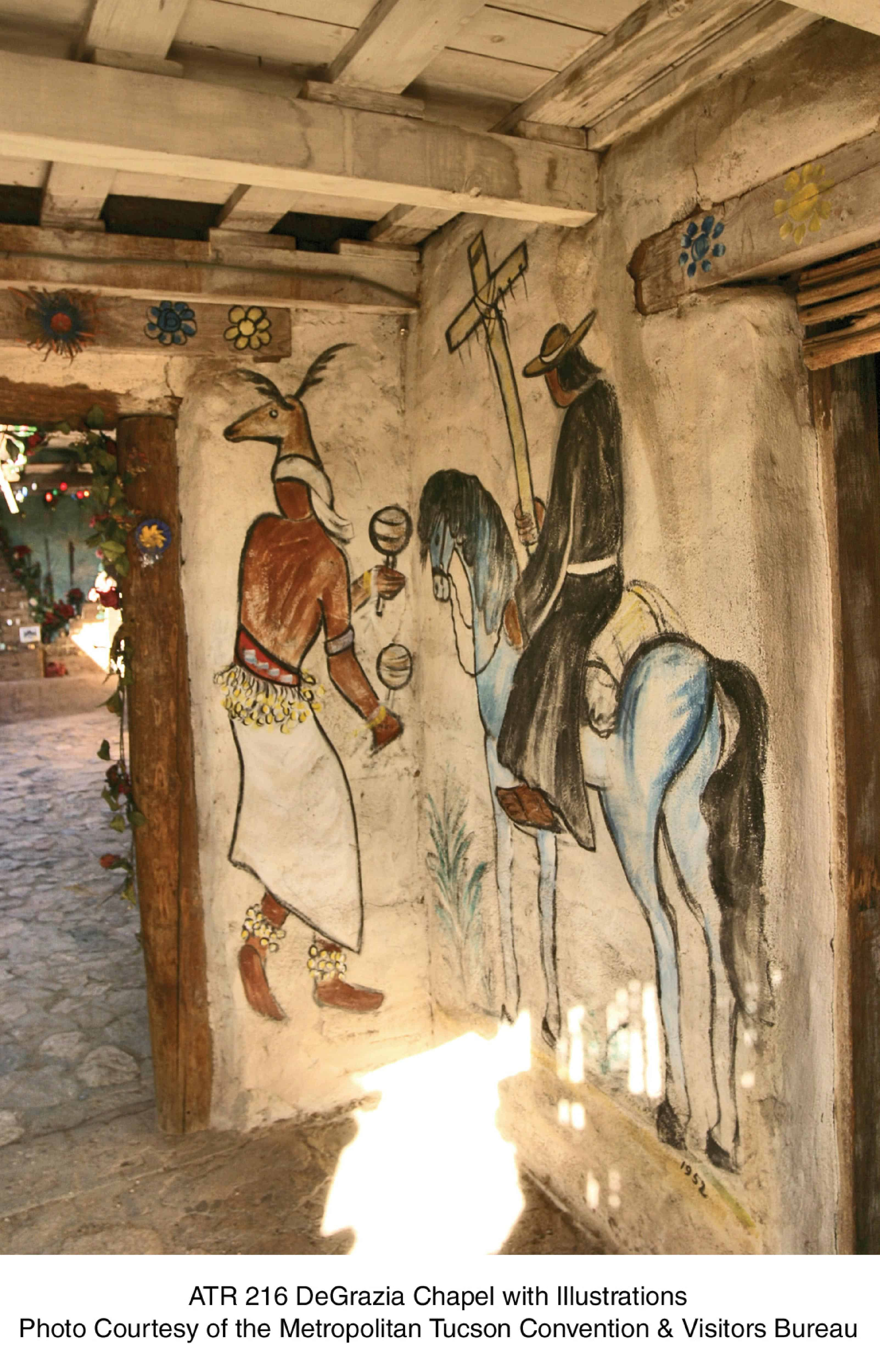 DeGrazia Gallery in the Sun.