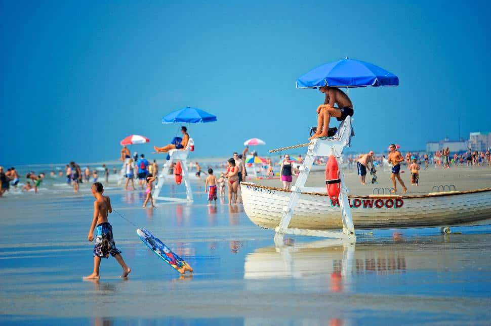 The jersey shore beaches boardwalks plus parks for Best boutique hotels jersey shore