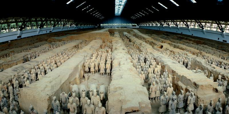 Museum of Terracotta Warriors and Horses