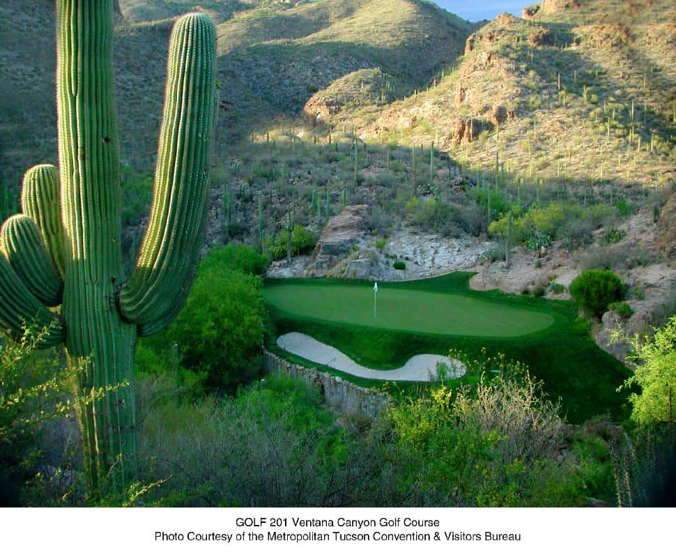 Ventana Canyon Golf Course