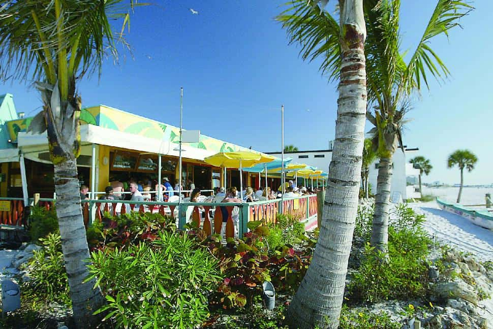 Frenchy's Rockaway Grill, Clearwater Beach.
