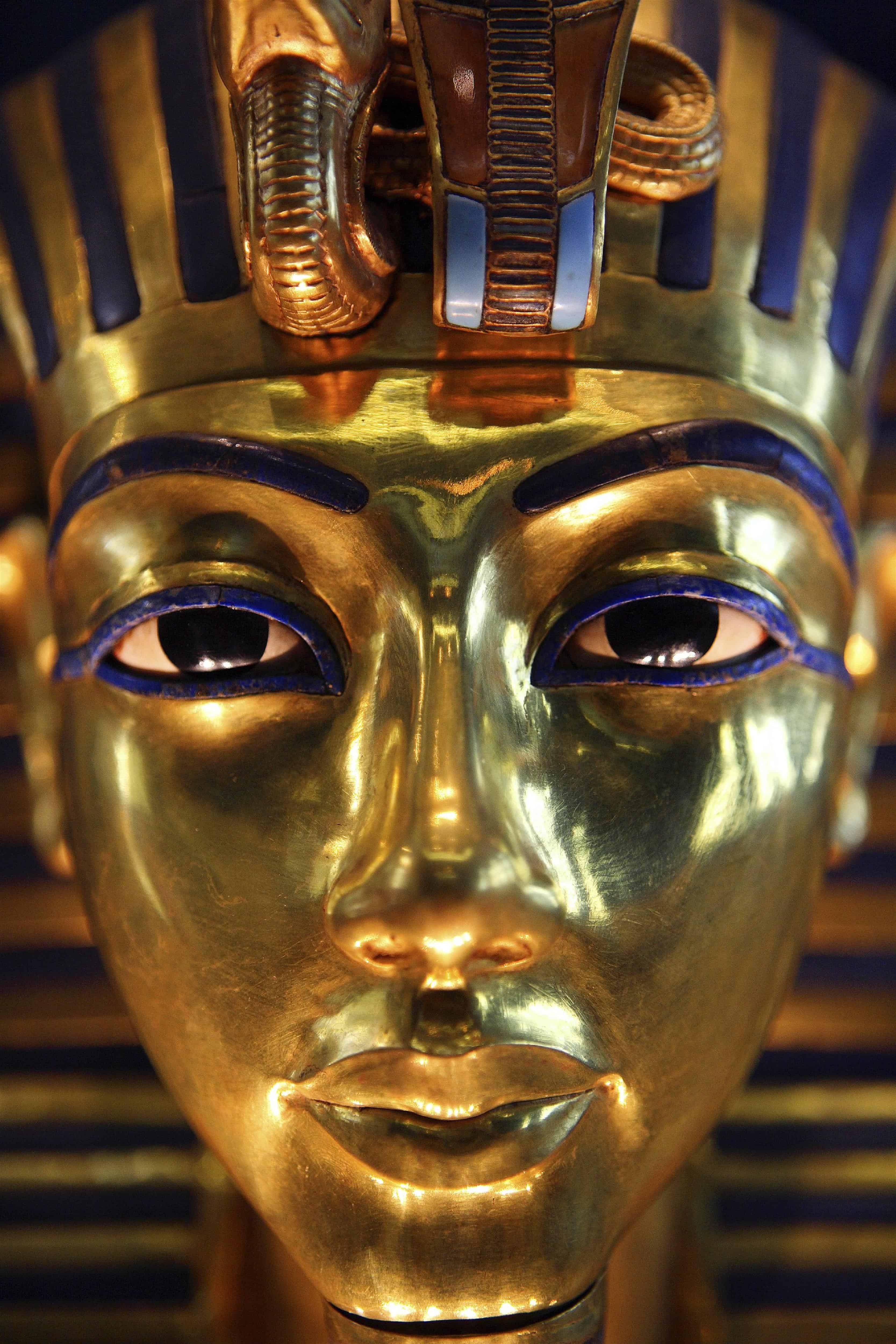 Tutankhamen Galleries at the Egyptian Museum of Antiquities