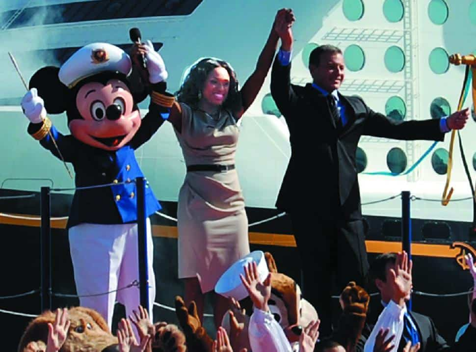 Disney Dream (Mickey Mouse and Jennifer Hudson)