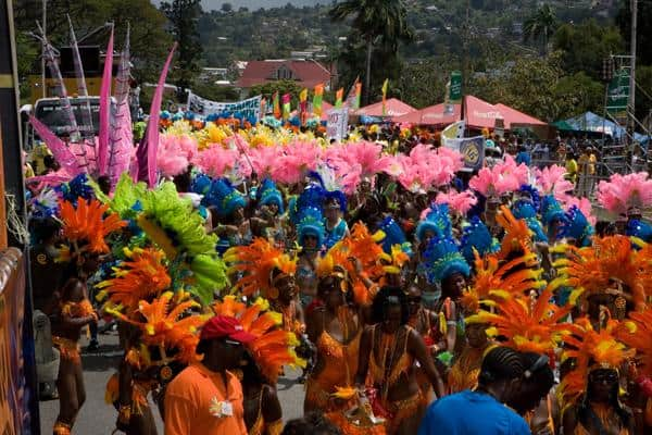 Trinidad and Tobago's Carnival