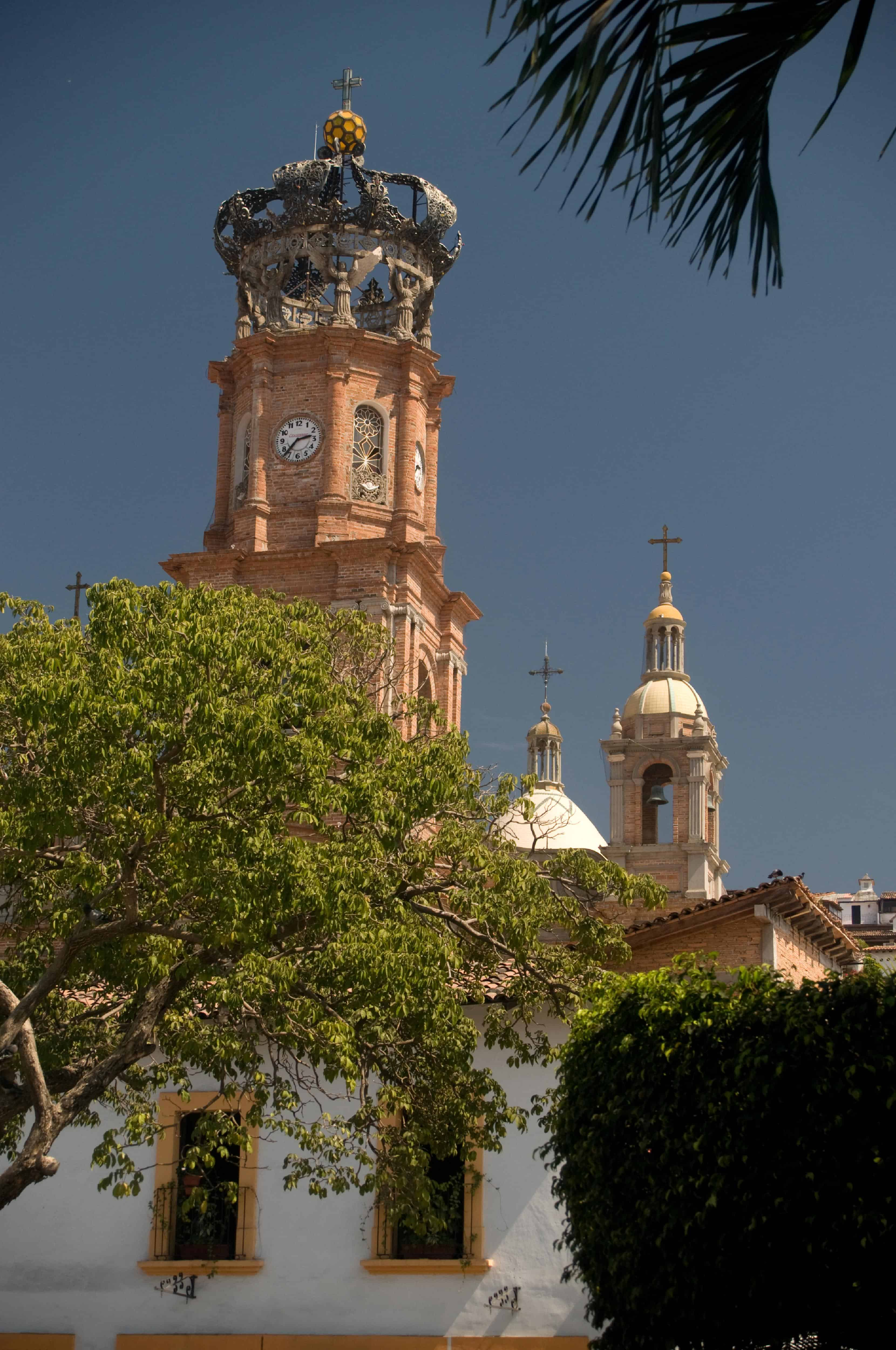 Spanish colonial bell tower