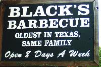 The Texas BBQ Trail
