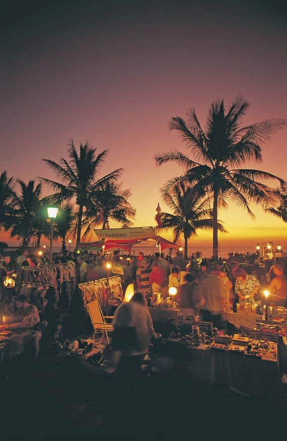 Mindil Beach Sunset Markets
