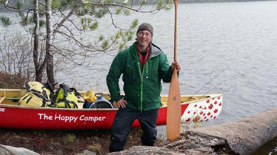 The Happy Camper: My Favourite Canoe - Explore Magazine