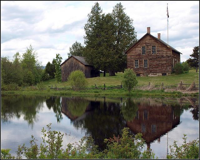 john brown homestead