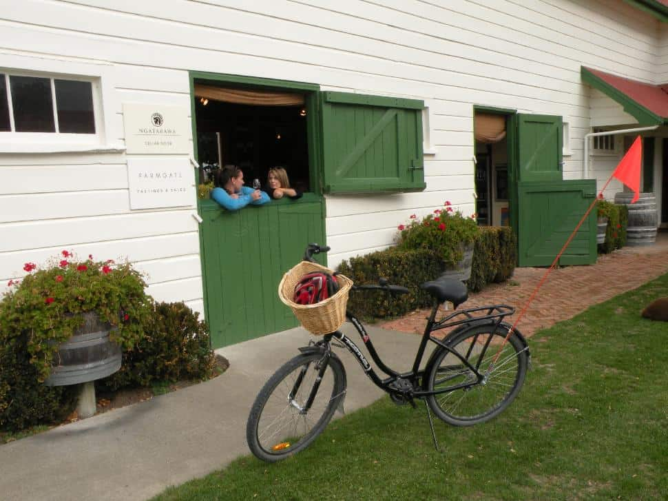 cycle winery