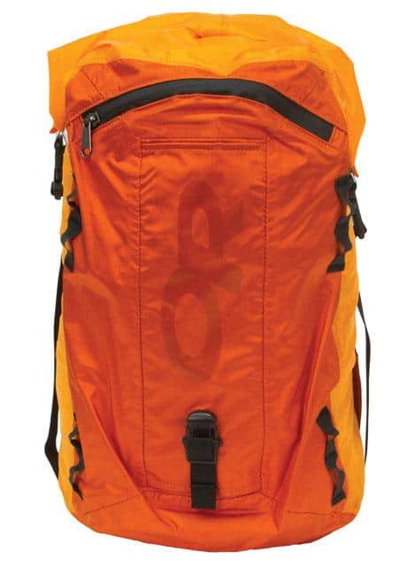 Paddling Multi-tasker: Outdoor Research Dry Peak Bagger — $65