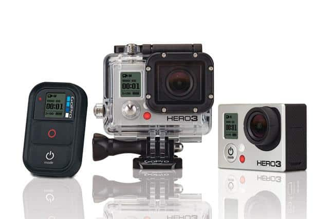 GoPro Hero3 Black — $399
