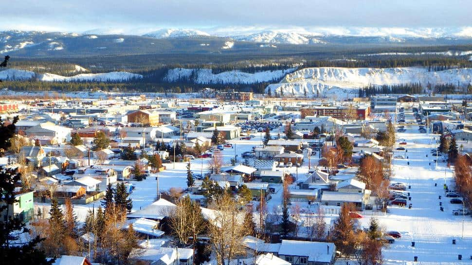 Whitehorse -Remote Grid Like Northern Town