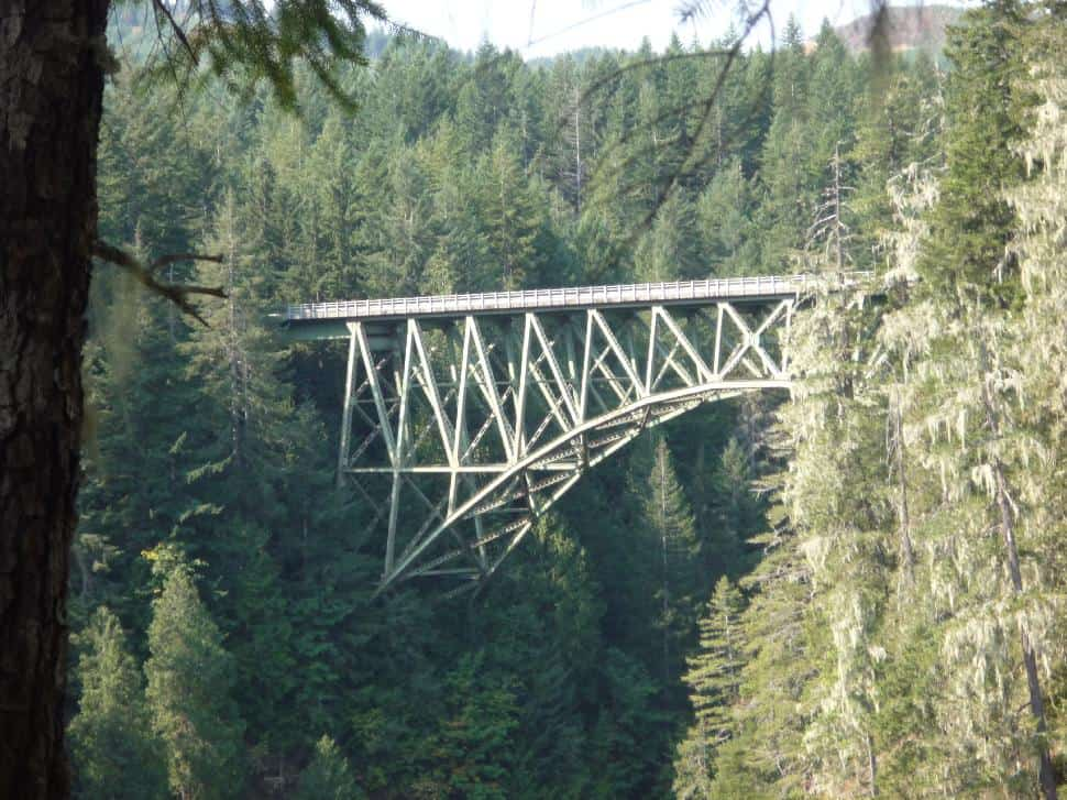 Bungee Expeditions in Shelton, Washington (image: Wikipedia)