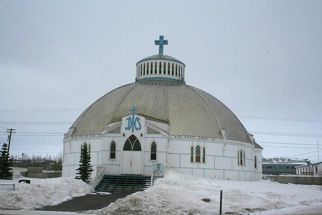 igloo church