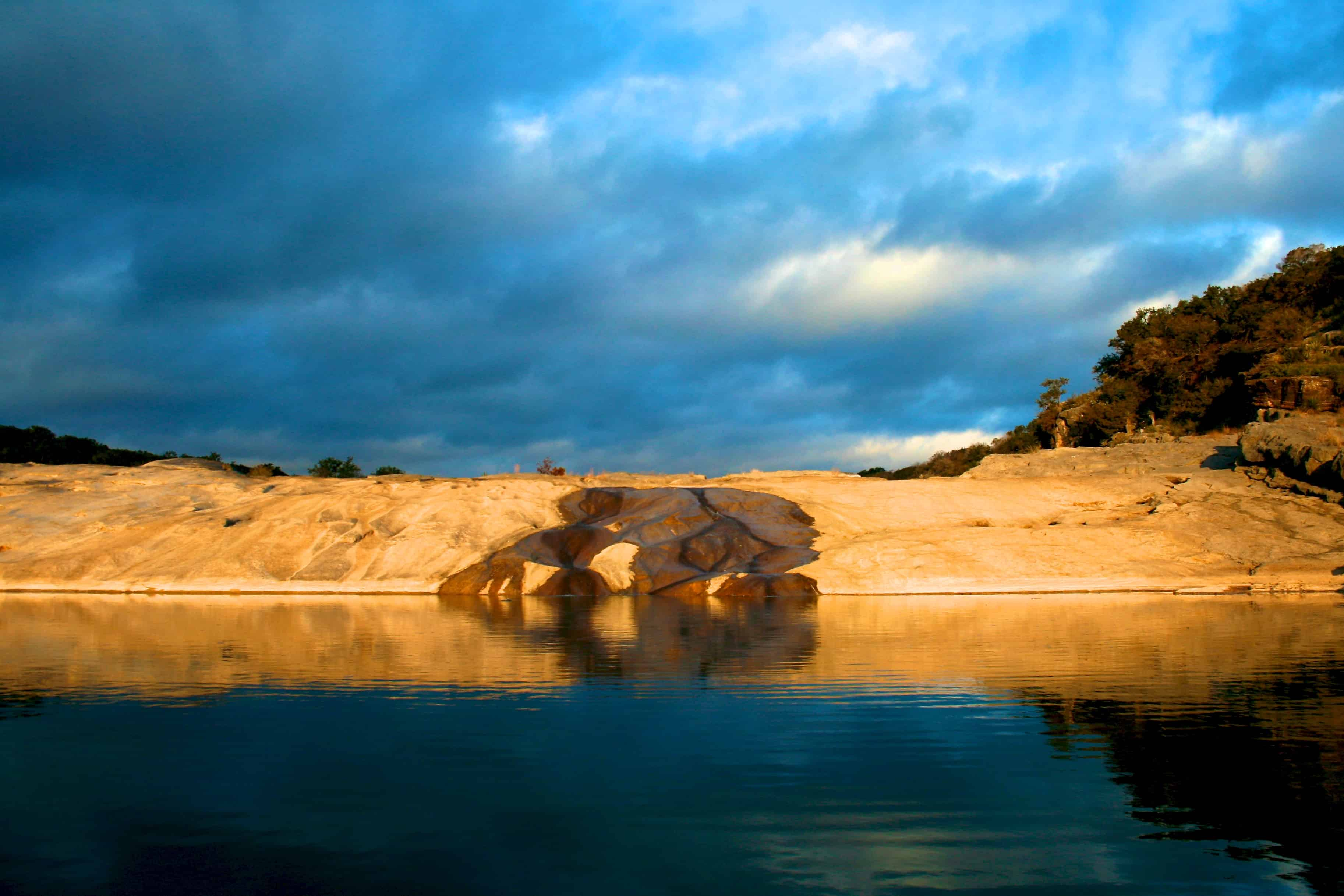 Pedernales Falls - Wolf Mountain Trail in Texas - Explore ...