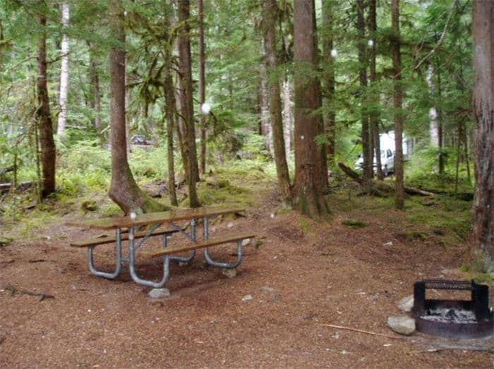 Colonial Creek Campground