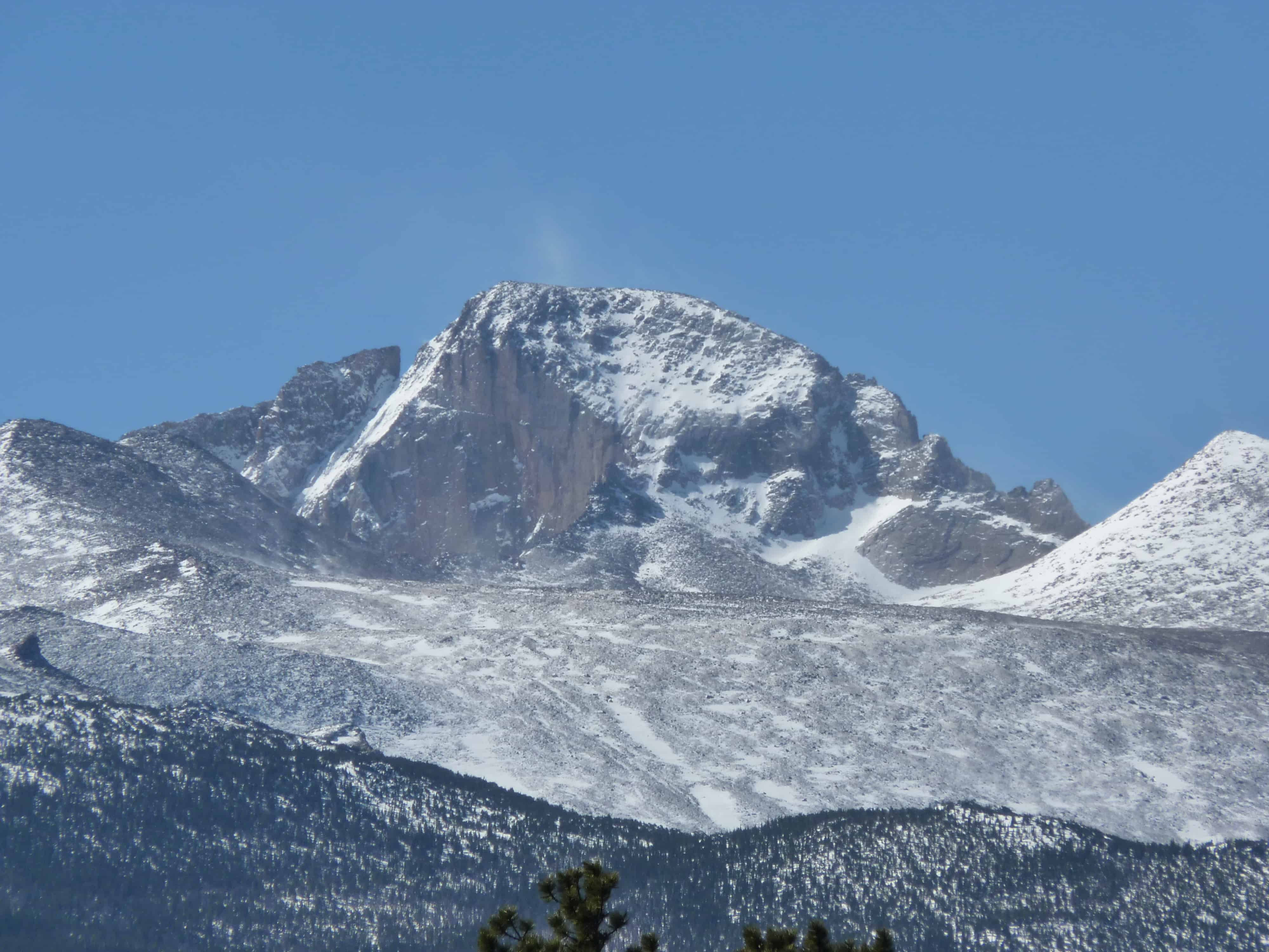 Hiking To The Keyhole On Longs Peak In Rocky Mountain National Park