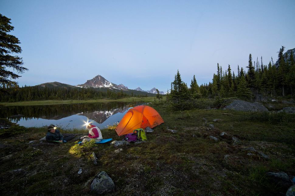 Best National Parks To Camp In Car