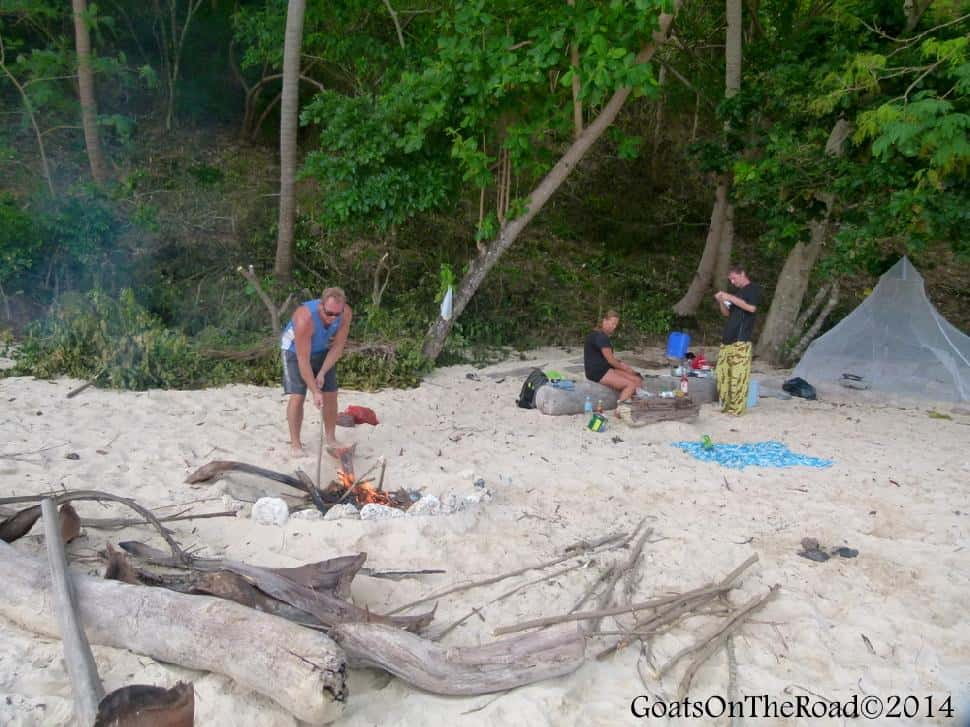 camping philippines