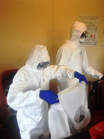 Deadly epidemics in Guinea