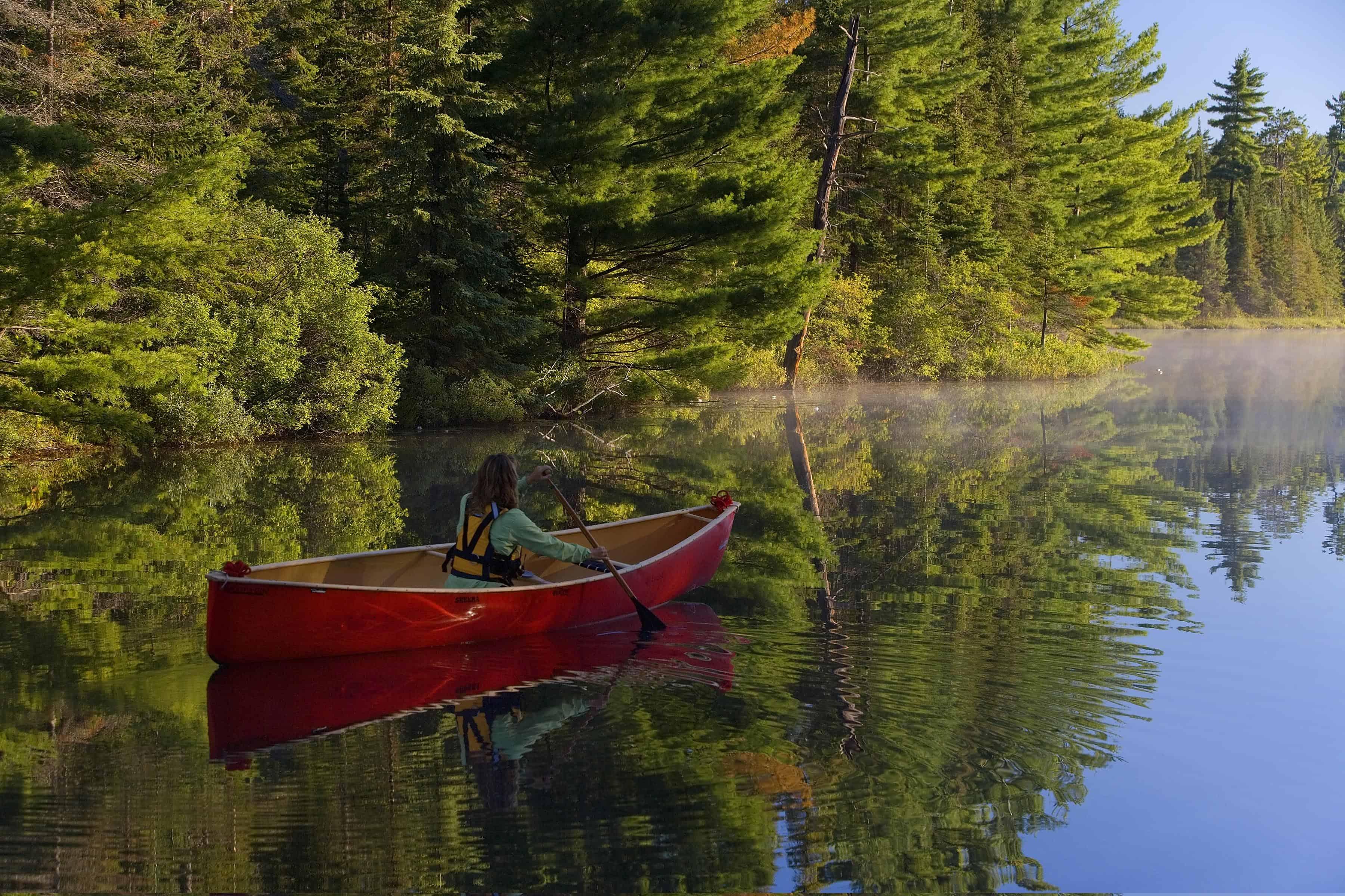 7 temagami wilderness canoe routes explore magazine