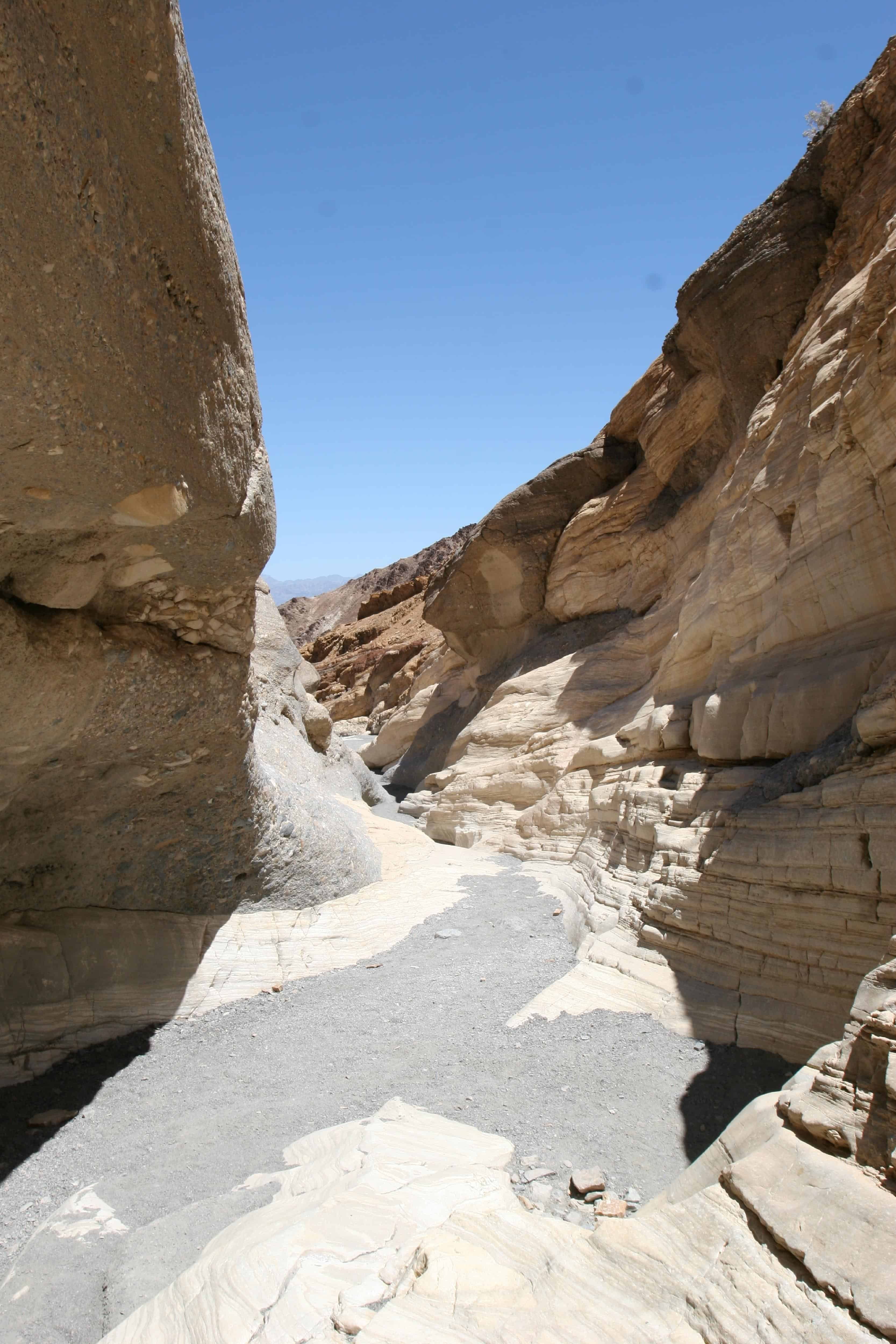 Death Valley - Mosaic Canyon