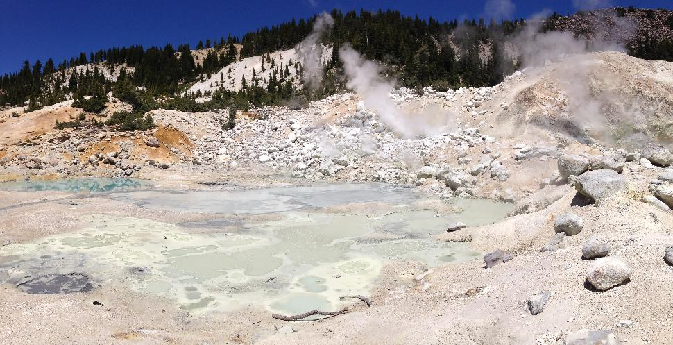 Bumpass Hell, Lassen National Park - Come Face to Face with an Active Volcano in California
