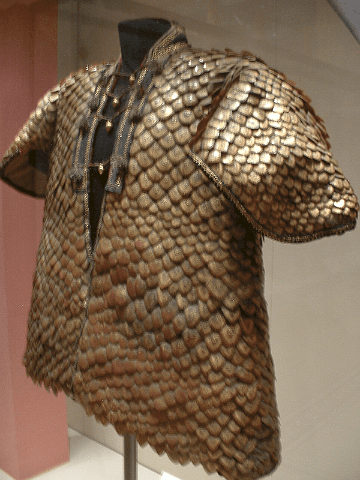 Scale Coat Indian, Rajasthan, early 19th century