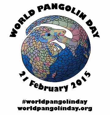 World Pangolin Day is celebrated on the third Saturday in February