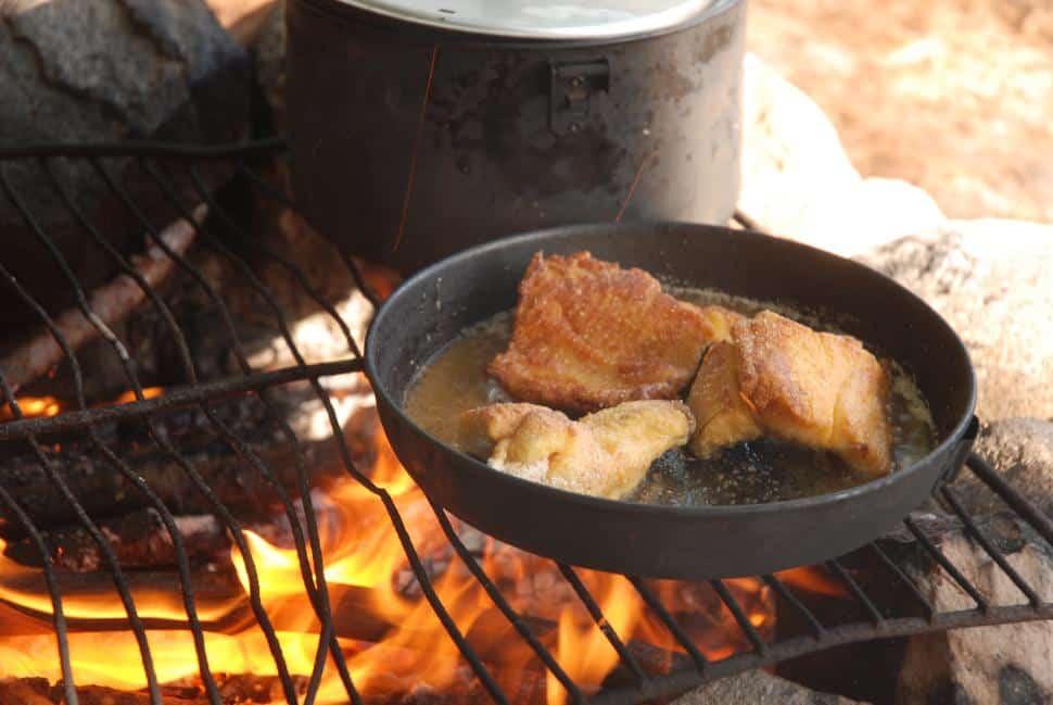 The happy camper fresh fish recipes explore magazine for Fresh fish recipes
